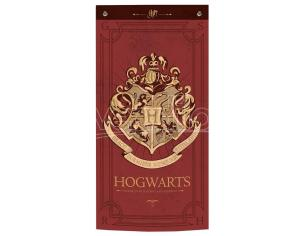 Harry Potter Hogwarts burgundy wall banner Blue Sky Studios