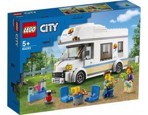 LEGO CITY 60283 - CAMPER DELLE VACANZE