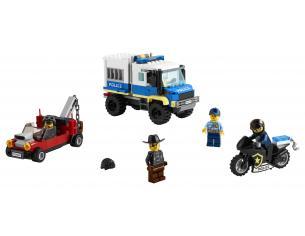 LEGO CITY 60276 - TRASPORTO DEI PRIGIONIERI DELLA POLIZIA