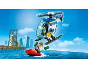 LEGO CITY 60275 - ELICOTTERO DELLA POLIZIA