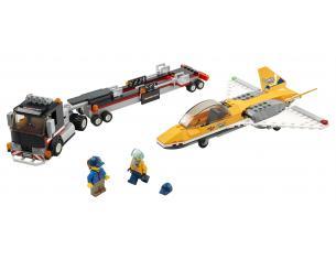 LEGO CITY 60289 - TRASPORTATORE DI JET ACROBATICO