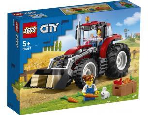 LEGO CITY 60287- TRATTORE