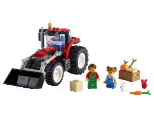 LEGO CITY 60287 - TRATTORE