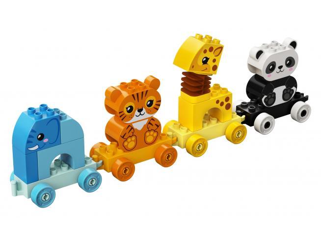 LEGO DUPLO 10955 - IL TRENO DELGI ANIMALI