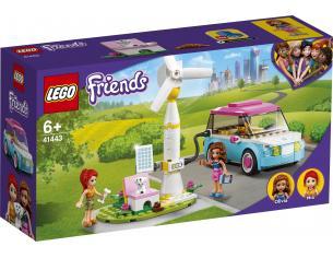 LEGO FRIENDS 41443 - L'AUTO ELETTRICA DI OLIVIA