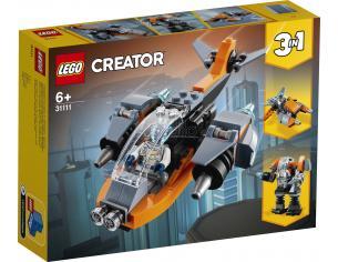 LEGO CREATOR 31111 - CYBER-DRONE