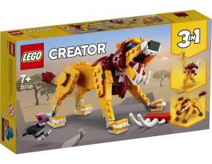 LEGO CREATOR 31112 - LEONE SELVATICO NOVITA' GENNAIO