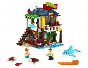 LEGO CREATOR 31118 - SURFER BEACH HOUSE NOVITA' GENNAIO