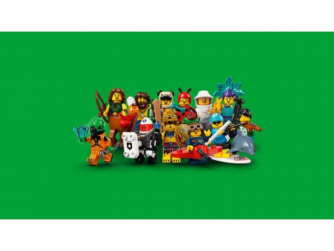 LEGO MINIFIGURES 71029 - MINIFIGURES SERIE 21
