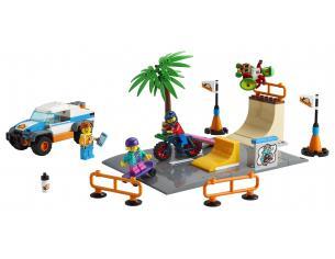 LEGO CITY 60290- SKATE PARK