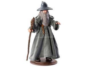 The Il Signore Degli Anelli Gandalf Bendyfigs Malleable Figura 19cm Noble Collection