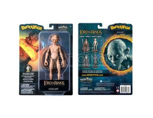 The Il Signore Degli Anelli Gollum Bendyfigs Malleable Figura 19cm Noble Collection