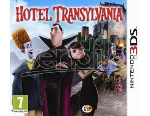 HOTEL TRANSYLVANIA AZIONE - NINTENDO 3DS