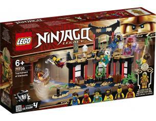 LEGO NINJAGO 71735 - IL TORNEO DEGLI ELEMENTI