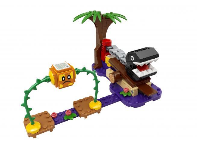 LEGO SUPER MARIO 71381- INCONTRO NELLA GIUNGLA DI CATEGNACCIO PACK DI ESPANSIONE