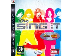 DISNEY SING IT! CAMP ROCK SOCIAL GAMES - OLD GEN