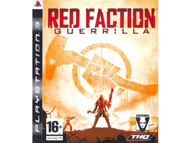 RED FACTION: GUERRILLA SPARATUTTO - OLD GEN