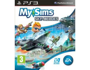 MYSIMS SKY HEROES SIMULAZIONE - OLD GEN
