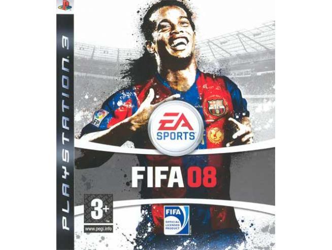 FIFA 08 SPORTIVO - OLD GEN