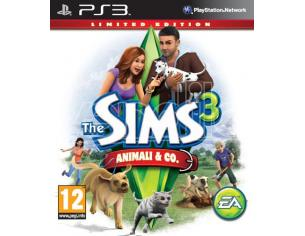 THE SIMS 3 ANIMALI & CO LIMITED ED. SIMULAZIONE - OLD GEN