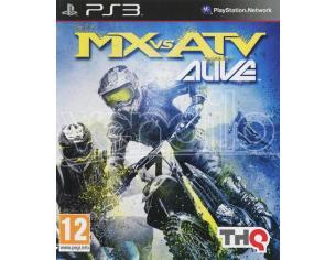 MX VS ATV ALIVE GUIDA/RACING - OLD GEN