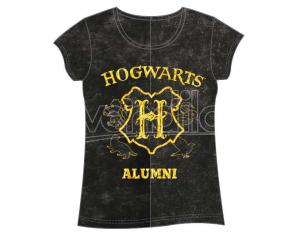 Harry Potter Hogwarts Woman Adulto T-shirt Warner Bros.