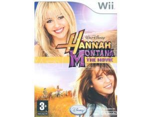 HANNAH MONTANA THE MOVIE SOCIAL GAMES - OLD GEN