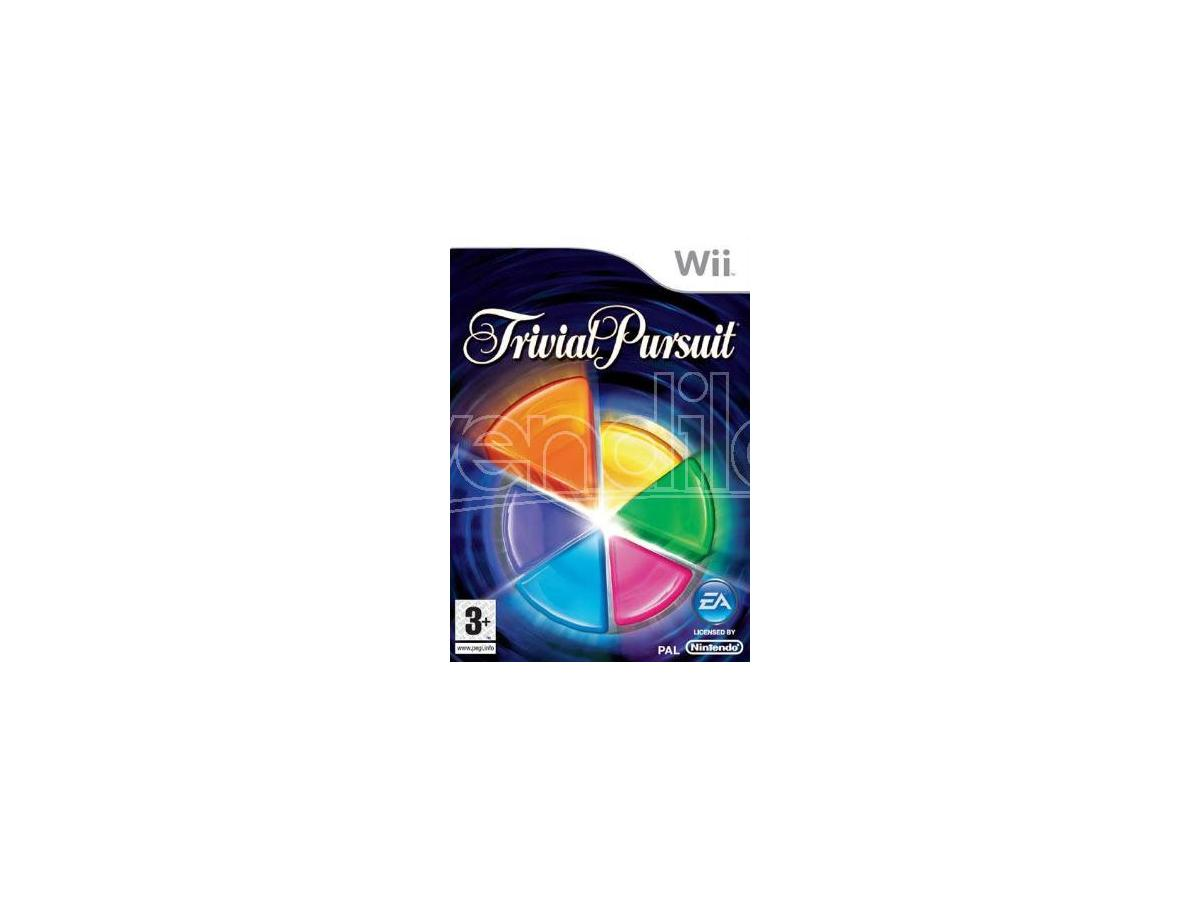 TRIVIAL PURSUIT SOCIAL GAMES - OLD GEN
