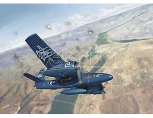 Italeri IT2756 AEREO F7F-3 TIGERCAT KIT 1:48 Modellino