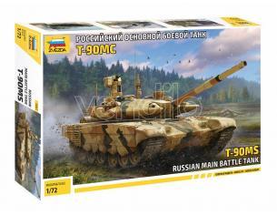 ZVEZDA Z5065 T-90 MS KIT 1:72 Modellino