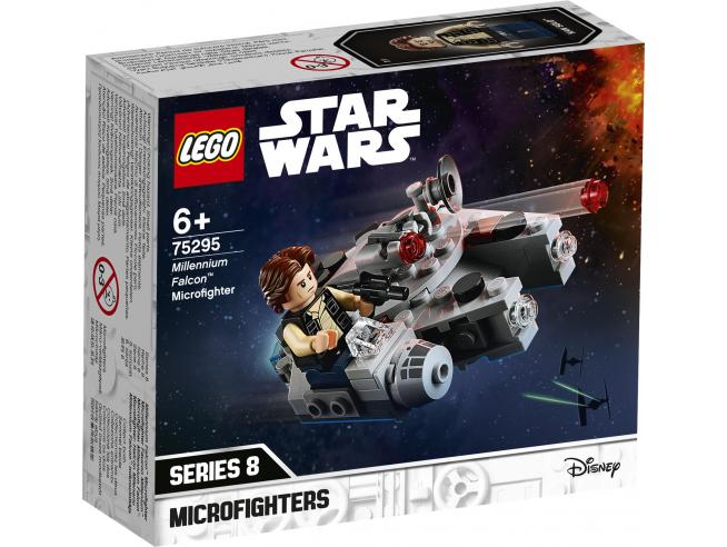 LEGO STAR WARS 75295 - MICROFIGHTER MILLENNIUM FALCON
