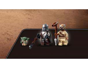 LEGO STAR WARS 75299 - ALLARME SU TATOOINE