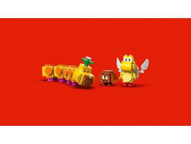 LEGO SUPER MARIO 71383 - LA PALUDE VELENOSA DI TORCIBRUCO