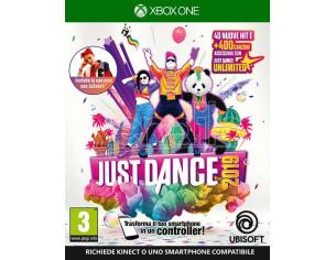JUST DANCE 2019 SOCIAL GAMES - XBOX ONE
