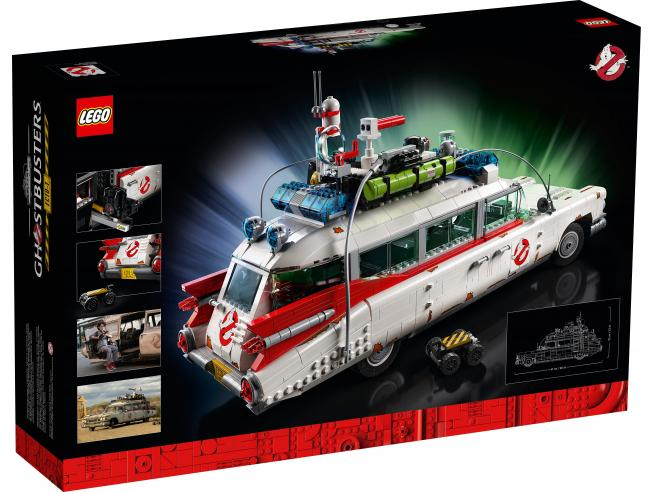LEGO CREATOR 10274 - GHOSTBUTERS ECTO-1