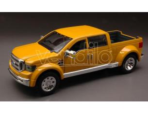MAISTO MI31213 FORD MIGHTY F-350 2002 YELLOW 1:31 Modellino