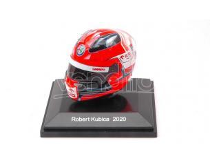 Spark Model Hsp061 Casco Vestitort Kubica 2020 Alfa Romeo F1 1:8 Modellino
