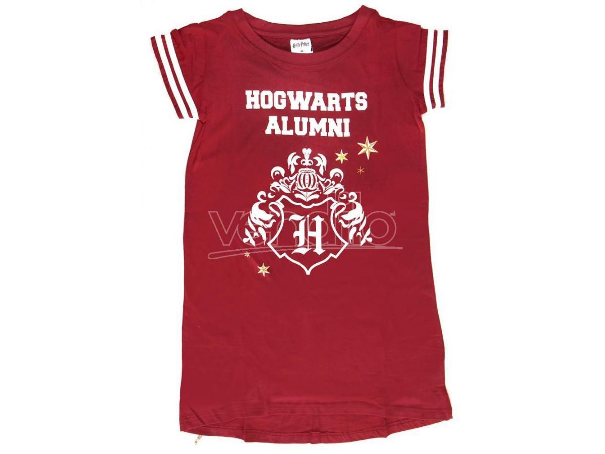Harry Potter T-Shirt Adulto Donna Bardeaux Alunni Hogwarts