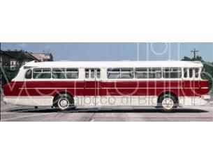 IXO MODEL BUS025LQ IKARUS 66 1972 WHITE/RED 1:43 Modellino