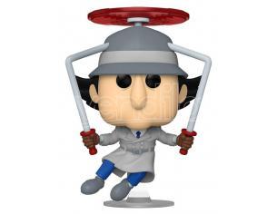Ispettore Gadget Funko Animazione Vinile Figura Ispettore Gadget che Vola 9cm