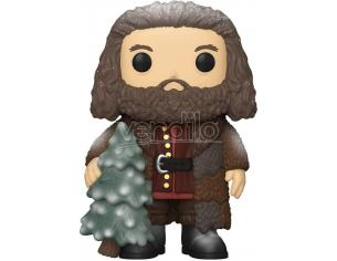 Harry Potter Funko POP Film Vinile Figura Rebeus Hagrid Vacanze di Natale 15 Cm