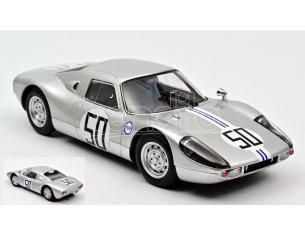 NOREV NV187442 PORSCHE 904 GTS AMERICAN CHALLENGE CUP 1964 C.CASSEL 1:18 Modellino