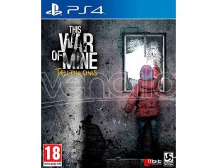 THIS WAR OF MINE: THE LITTLE ONES AZIONE - PLAYSTATION 4