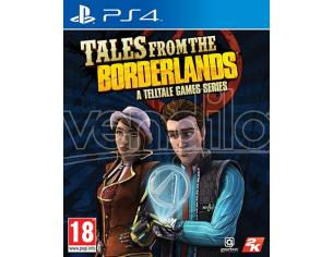 TALES FROM THE BORDERLANDS AVVENTURA - PLAYSTATION 4