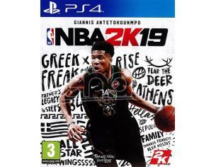 NBA 2K19 SPORTIVO - PLAYSTATION 4