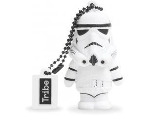 Star Wars Chiavetta USB 8 GB Figura Stormtrooper Memoria Flash Drive 2.0