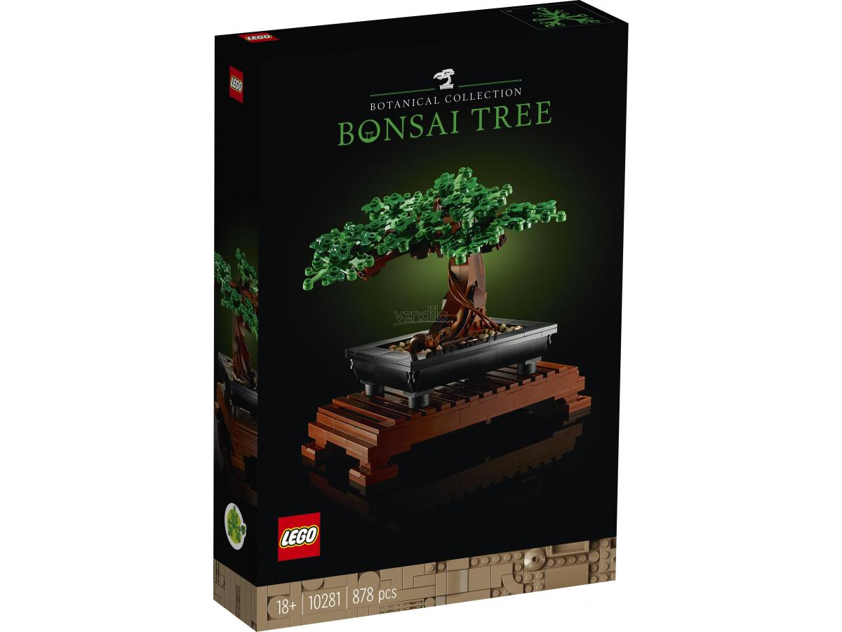 LEGO CREATOR 10281 - Albero Bonsai