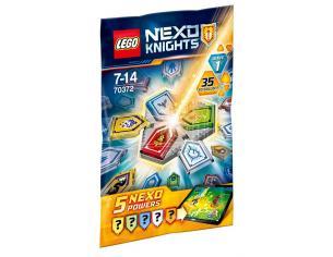LEGO NEXO KNIGHTS:NEXO POWERS SERIE 1 KNIGHTS - COSTRUZIONI