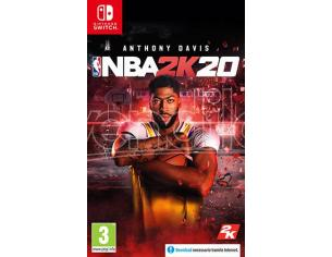 NBA 2K20 SPORTIVO - NINTENDO SWITCH