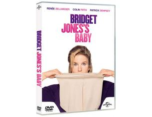 BRIDGET JONES'S BABY COMMEDIA - DVD